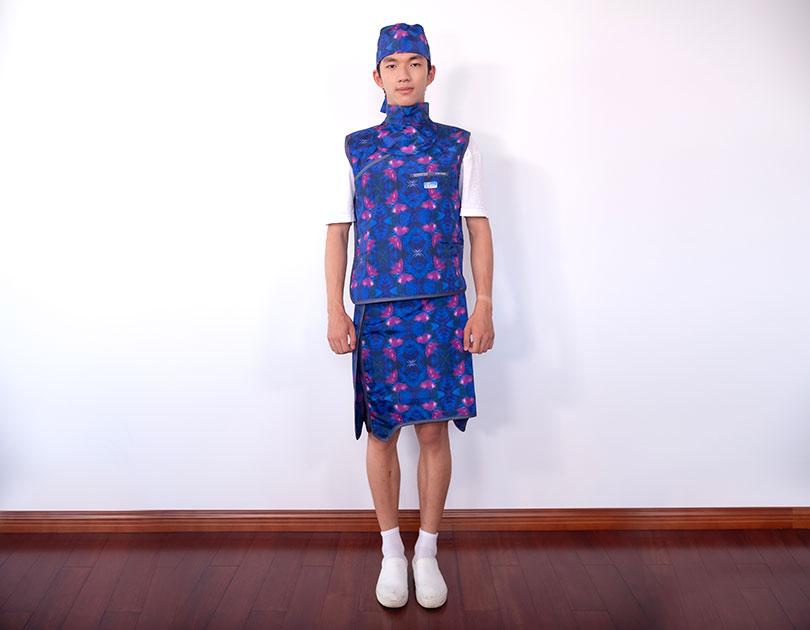 X射线防护围裙